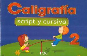 CALIGRAFIA SCRIPT Y CURSIVA 2