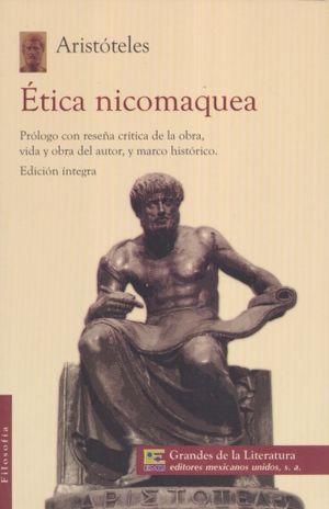 ETICA NICOMAQUEA