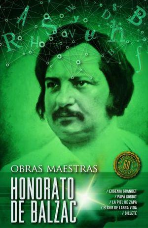 OBRAS MAESTRAS. HONORATO DE BALZAC