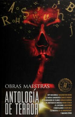 ANTOLOGIA DE TERROR / OBRAS MAESTRAS