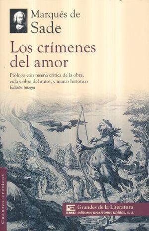CRIMENES DEL AMOR, LOS