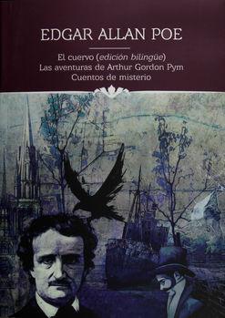 CUERVO, EL / LAS AVENTURAS DE ARTHUR GORDON PYM / CUENTOS DE MISTERIO / ICONOS LITERARIOS