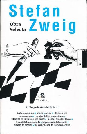 OBRAS SELECTAS / STEFAN ZWEIG