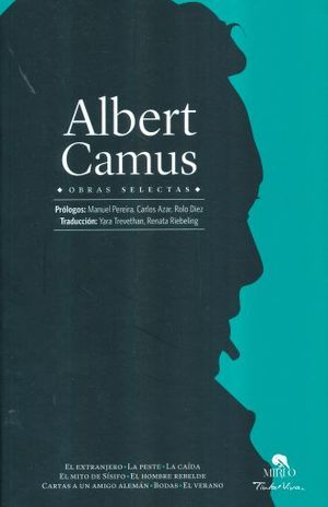 OBRAS SELECTAS / ALBERT CAMUS