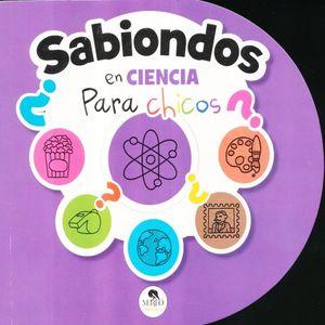 SABIONDOS EN CIENCIA PARA CHICOS