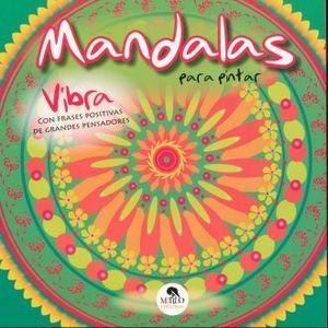 MANDALAS VIBRA CUADRADO