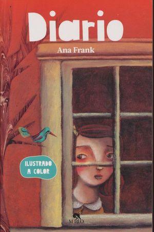 DIARIO DE ANA FRANK (ILUSTRADO A COLOR)