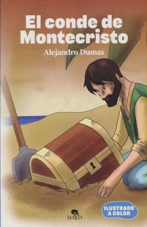CONDE DE MONTECRISTO, EL (ILUSTRADO A COLOR)