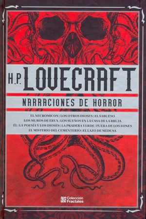 H.P. Lovecraft. Narraciones de horror / pd.