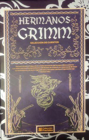 Hermanos Grimm. Selección de cuentos / pd.