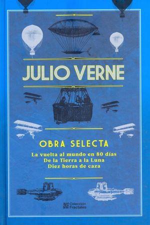 Julio Verne. Obra selecta / pd.