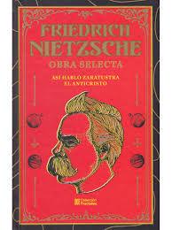 Friedrich Nietzsche. Obra selecta / pd.
