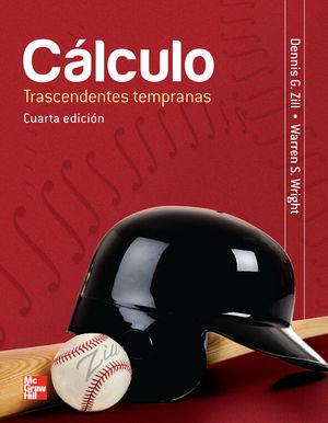 CALCULO. TRASCENDENTES TEMPRANAS / 4 ED.