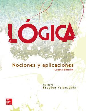 LOGICA. BACHILLERATO / 4 ED.