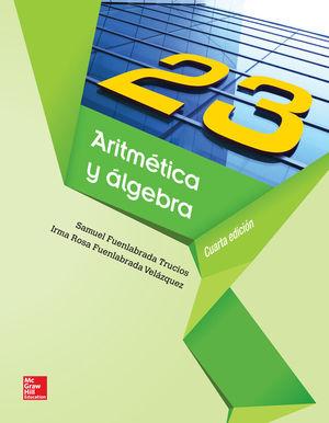ARITMETICA Y ALGEBRA / BACHILLERATO