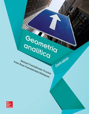 GEOMETRIA ANALITICA / 4 ED.