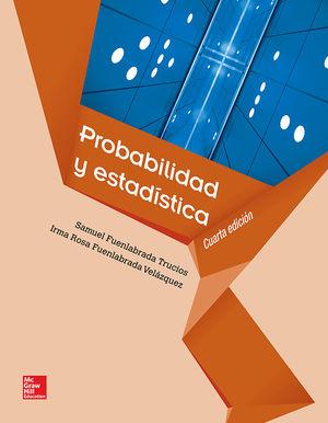 PROBABILIDAD Y ESTADISTICA. BACHILLERATO / 4 ED.