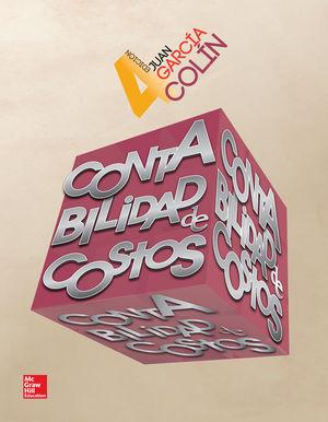 CONTABILIDAD DE COSTOS / 4 ED.