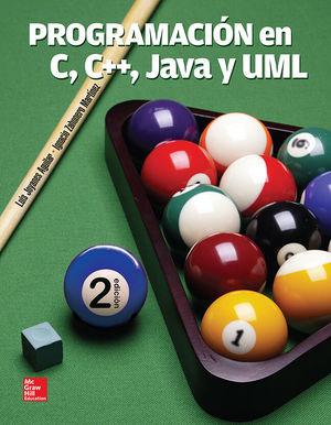 PROGRAMACION EN CC++ JAVA Y UML / 2 ED.