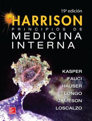 HARRISON PRINCIPIOS DE MEDICINA INTERNA / 19 ED. / PD.