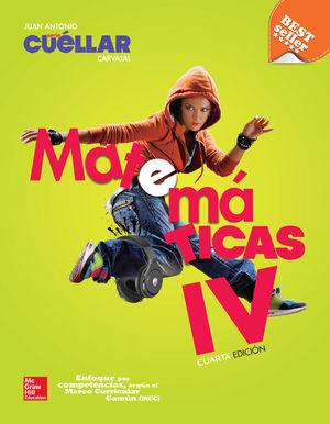 Matemáticas IV. Bachilerato / 4 ed.