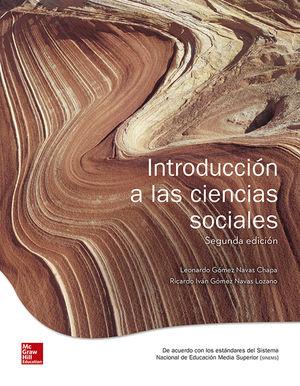Introducción a las ciencias sociales. Bachillerato / 2 ED.