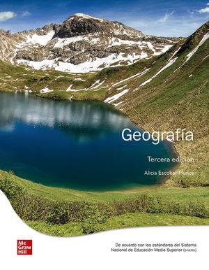 GEOGRAFIA. BACHILLERATO / 3 ED.