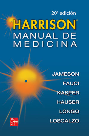 Harrison manual de medicina / 20 ed.