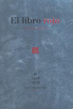 LIBRO ROJO, EL. CONTINUACION / TOMO II 1928 1959
