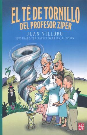 TE DE TORNILLO DEL PROFESOR ZIPER, EL