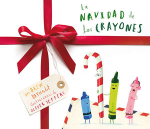 La Navidad de los crayones