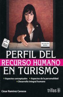 PERFIL DEL RECURSO HUMANO EN TURISMO