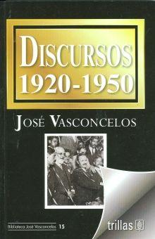 DISCURSOS 1920-1950