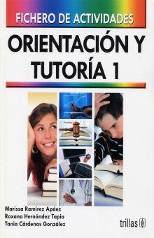 ORIENTACION Y TUTORIA 1 FICHERO DE ACTIVIDADES. SECUNDARIA