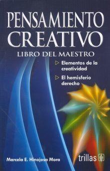 PENSAMIENTO CREATIVO. LIBRO DEL MAESTRO