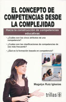 CONCEPTO DE COMPETENCIAS DESDE LA COMPLEJIDAD, EL