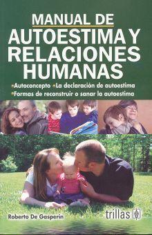 MANUAL DE AUTOESTIMA Y RELACIONES HUMANAS