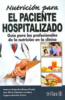 NUTRICION PARA EL PACIENTE HOSPITALIZADO