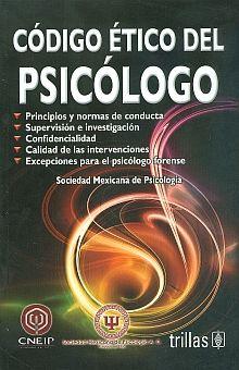 CODIGO ETICO DEL PSICOLOGO / 5 ED.