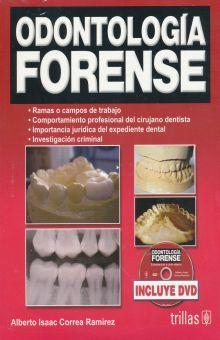ODONTOLOGIA FORENSE (INCLUYE DVD)