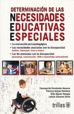 DETERMINACION DE LAS NECESIDADES EDUCATIVAS ESPECIALES