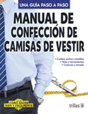 MANUAL DE CONFECCION DE CAMISAS DE VESTIR
