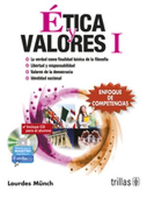 ETICA Y VALORES I (INCLUYE CD)