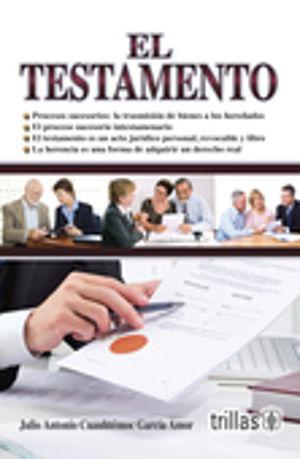 TESTAMENTO, EL