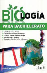 BIOLOGIA PARA BACHILLERATO