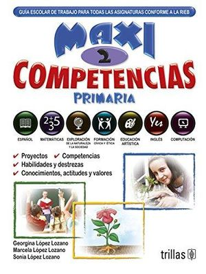 MAXICOMPETENCIAS 2. PRIMARIA