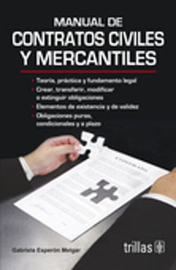 MANUAL DE CONTRATOS CIVILES Y MERCANTILES