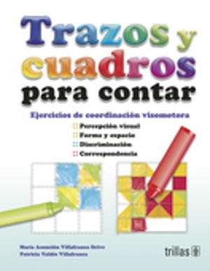 TRAZOS Y CUADROS PARA CONTAR. PREESCOLAR