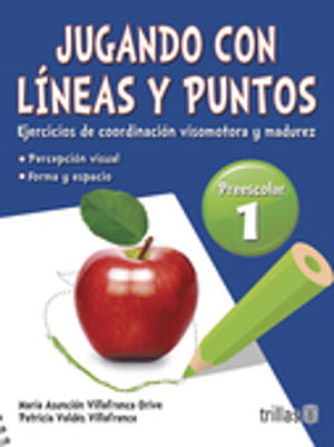 JUGANDO CON LINEAS Y PUNTOS 1. PREESCOLAR