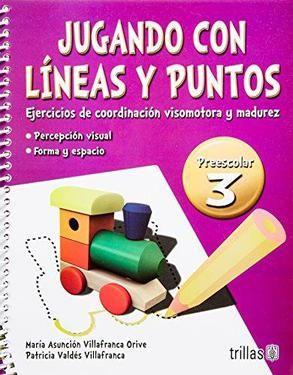 JUGANDO CON LINEAS Y PUNTOS 3. PREESCOLAR
